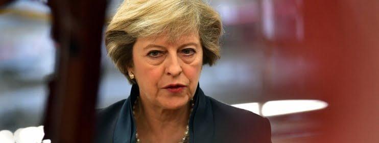 Akhirnya PM Inggris Presentasikan Delapan RUU Tentang Brexit
