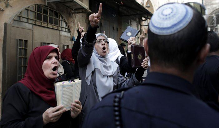 AS Desak Israel dan Yordania Redakan Ketegangan Konflik di Aqsa