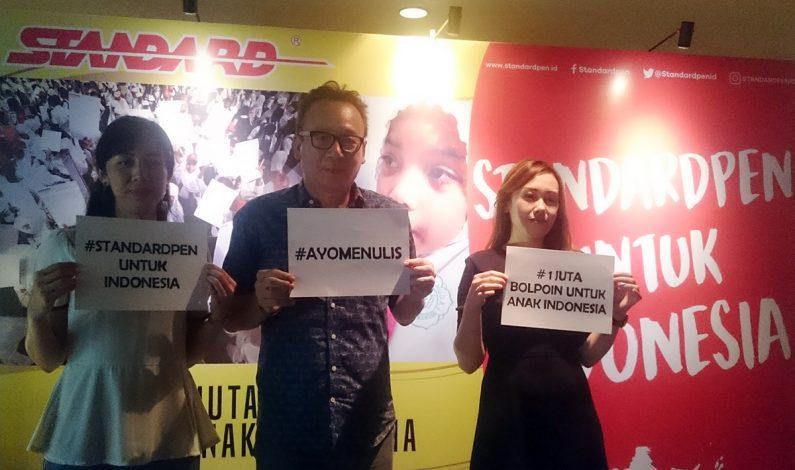 Komitmen Standardpen Untuk Anak Indonesia
