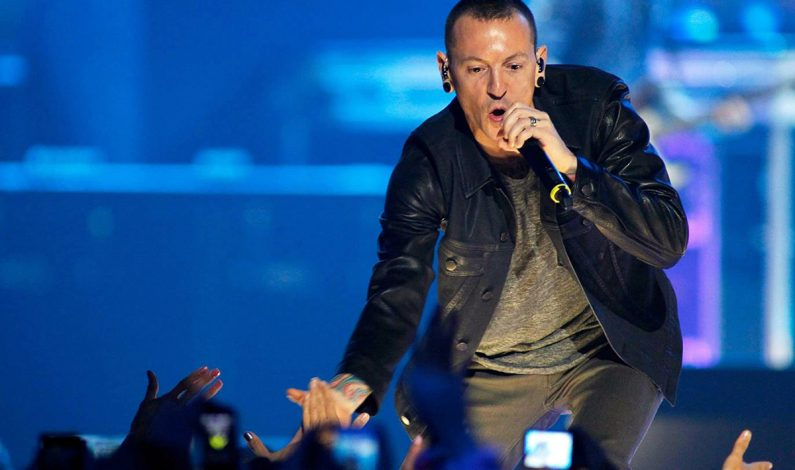 Vokalis Linkin Park Chester Bennington Tewas di Usia 41 Tahun