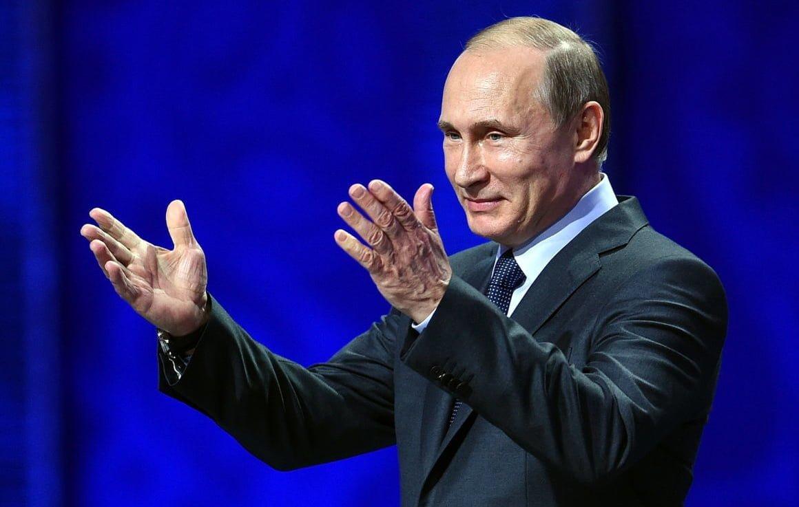 Putin Ucapkan Selamat Idul Adha Pada Umat Islam Dunia