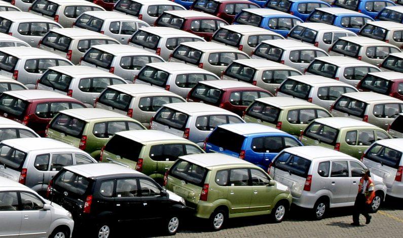 Toyota Alami Penurunan Penjualan di Jepang Dalam Sembilan Bulan Akhir