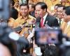 Jokowi Akui Sudah Terima Penjelasan Panglima TNI Terkait Pengadaan Senjata