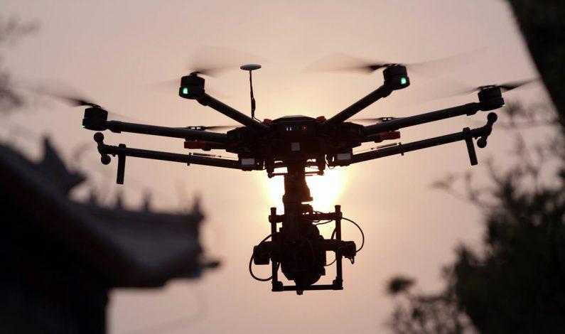 Perusahaan Ini Gunakan Drone Sebagai Alat Antar Pesananan