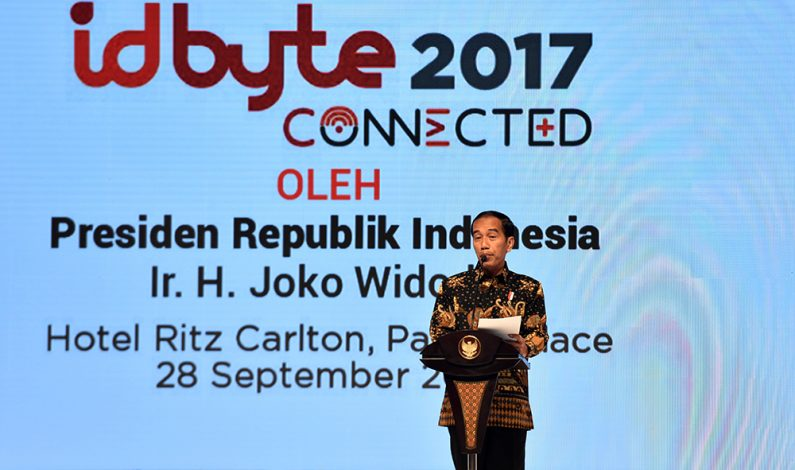 Jokowi: Buang-Buang Waktu Jika Kita Buat Google Atau Alibaba Tandingan