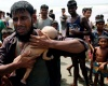 Pengiriman Bantuan Untuk Rohingya Dihalangi Oleh Warga Myanmar