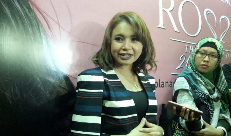 Rossa Gelar Konser 4 November Mendatang Di Singapura