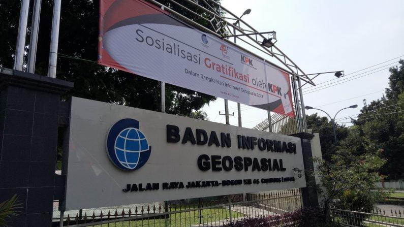 Wujudkan Kemandirian Geospasial Untuk Kedaulatan Bangsa, BIG Adakan Campaign Tolak Gratifikasi