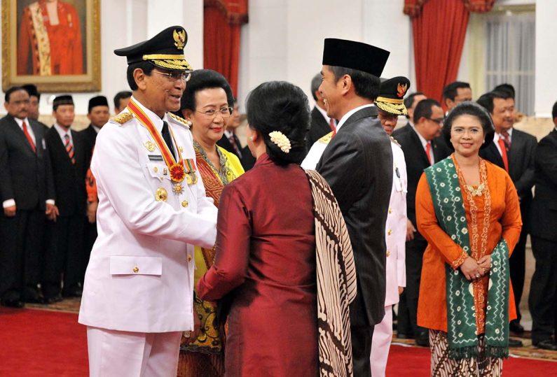 Dilantik Sultan HB X dan Paku Alam X Kembali Pimpin DIY