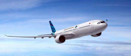 Berikut Teknologi Dibalik Pesawat Garuda Indonesia Airlines