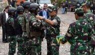 58 Prajurit TNI Dapatkan Kenaikan Pangkat Luar Biasa Usai Bebaskan Sandera