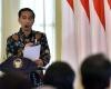 Memasuki Tahun Politik, Jokowi Minta Agar Menterinya Tetap Fokus Kerja