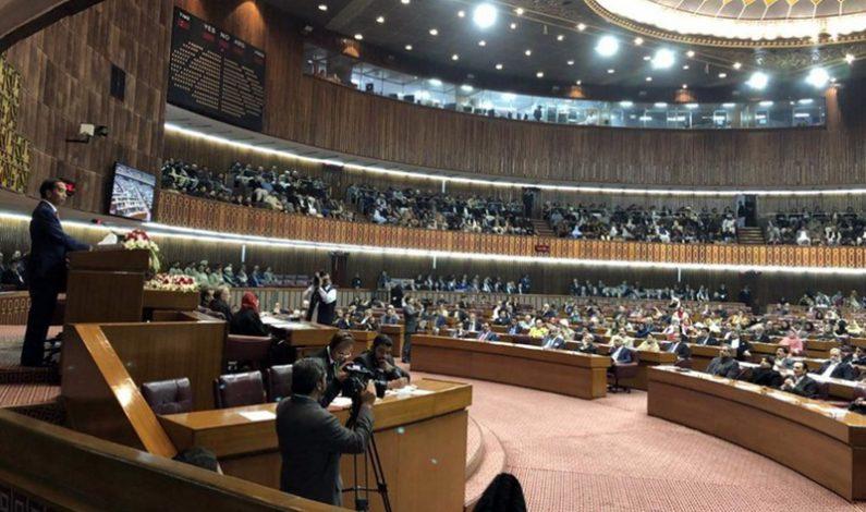 Jokowi Presiden Kedua Setelah Bung Karno Tampil Dihadapan Parlemen Pakistan