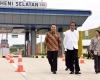 Jokowi: 2019 Banyak Sekali Proyek Infrastruktur Yang Diresmikan