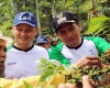 Len Industri Tanam 10.000 Pohon Kopi Serta Targetkan Pendapatan Rp 4,2 Triliun
