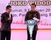 Tukar Guling Posisi Jokowi di HPN 2018
