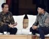 Ketum PAN Zulkifli Hasan  dan Jokowi Bahas Pilpres di Istana Bogor