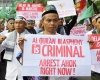 Sidang Perdana PK Ahok, Masih Banyak Ormas Islam Turun Kejalan