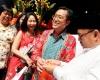 Imlek, Usai Jumatan Sudirman Said Silaturahmi ke Klenteng