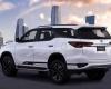 SUV Fortuner dan Vios Bawa Produk Ekspor Toyota Cetak Rekor Baru
