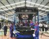MAB, Bus Listrik Besutan Anak Bangsa Hadir di GIICOMVEC 2018