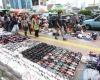 Dapat Izin Dari Wagub DKI, PKL Bebas Berjualan di Trotoar Jalanan