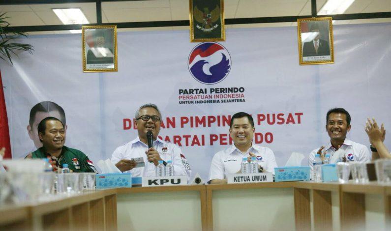 KPU Larang Parpol Pemilik Media Yang Iklan Seenaknya Saja