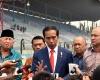 Jokowi Dukung Sirkuit Sentul Jadi Tempat Lomba MotoGP 2020