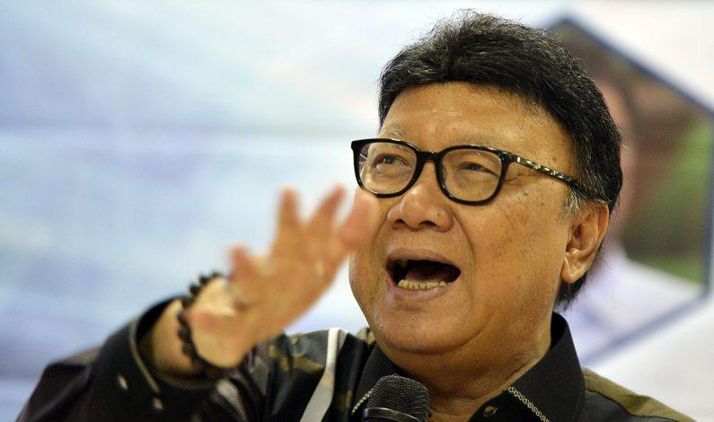 Mendagri: Pembekalan Anti Korupsi Sadarkan Para Calon Kepala Daerah
