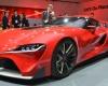 Toyota Perkenalkan Model Terbaru, Supra GTR  di Geneva Motor Show 2018