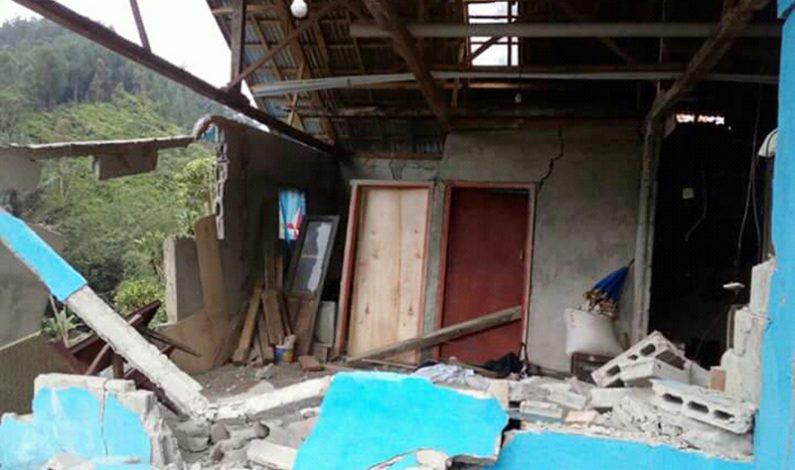 Korban Tewas Gempa Banjarnegara Menjadi 3 Orang