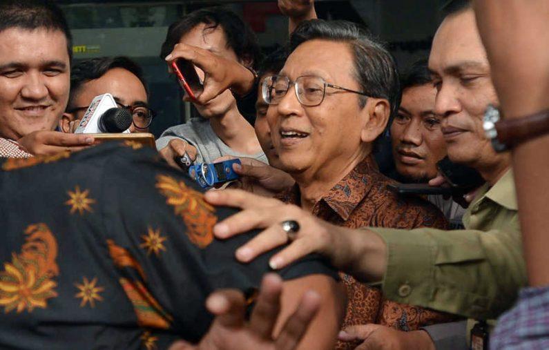 Menkumham Serahkan Pada KP Soal Keputusan Terkait Boediono
