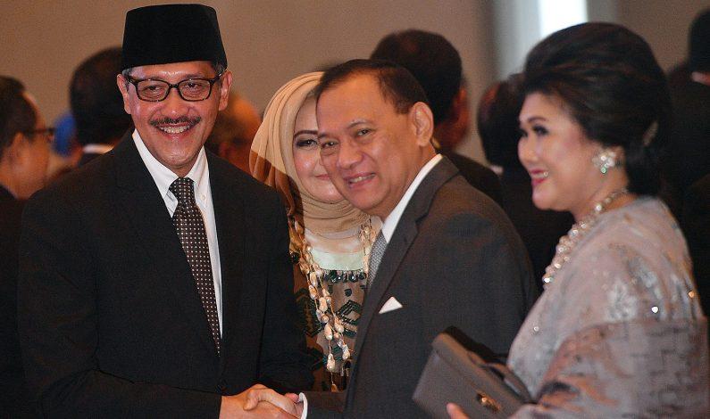 Dody Budi Waluyo Resmi Jabat Deputi Gubernur BI