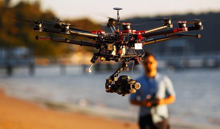 Potensi Industri Drone dan Punahnya Sistem Logistik Manual Ini Kilasannya