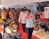 Di Ikuti 35 Merek, Pameran Otomotif IIMS 2018 Resmi Dibuka Oleh Jokowi