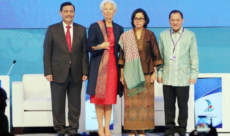 Jelang Pertemuan IMF-WB, Indonesia Berikan Keamanan Tertinggi