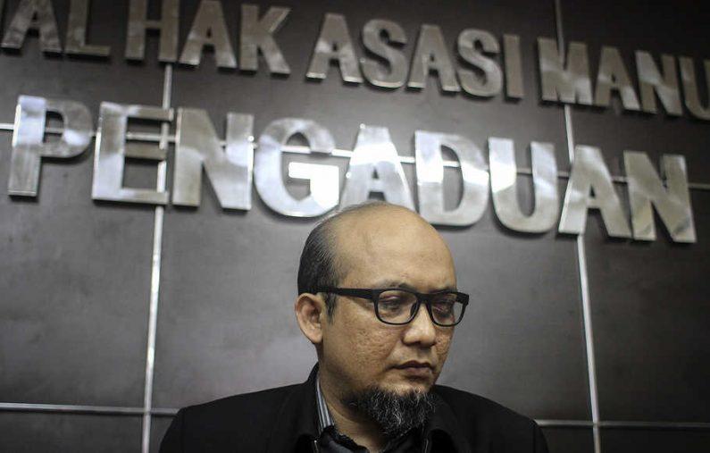 Novel Baswedan dan Dugaannya Soal Keterlibatan Oknum Polisi Pada Kasusnya