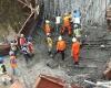 Tol Manado-Bitung Ambruk, Dua Pekerja Tertimbun