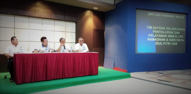 Hiswana Migas Memastikan Pasokan BBM dan LPG di Ibukota Aman