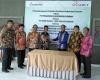 Kejar Target Bisnis 2018 Jamkrindo Syariah Perpanjang MOU Dengan Bank Sumut