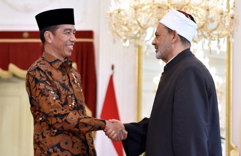 Jokowi Pastikan Indonesia Dukung Pembentukan Poros Islam Dunia