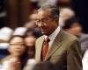 Jelang Pemilu, Hubungan Mahathir Mohamad dan Najib Razak Memanas