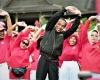 Rayakan HUT ke-33 Senam Tera Indonesia Bersama Presiden