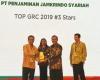 Jamsyar Rebut Penghargaan Top GRC Award 2019