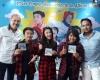 Lima Jebolan Idol Cilik Rilis Album Mimpiku Jadi Nyata