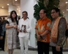 Sustainable Green di Eco Fashion Angkat Tenun Indonesia