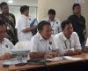 Pastilan Ketersediaan pasokan BBM, Listrik, dan LPG Lancar, Menteri ESDM Sambangi Posko BPH Migas
