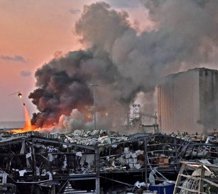 Lebanon Explode