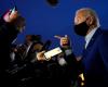 Jelang Pilpres AS 2020, Biden Mulai Bentuk Tim Hukum