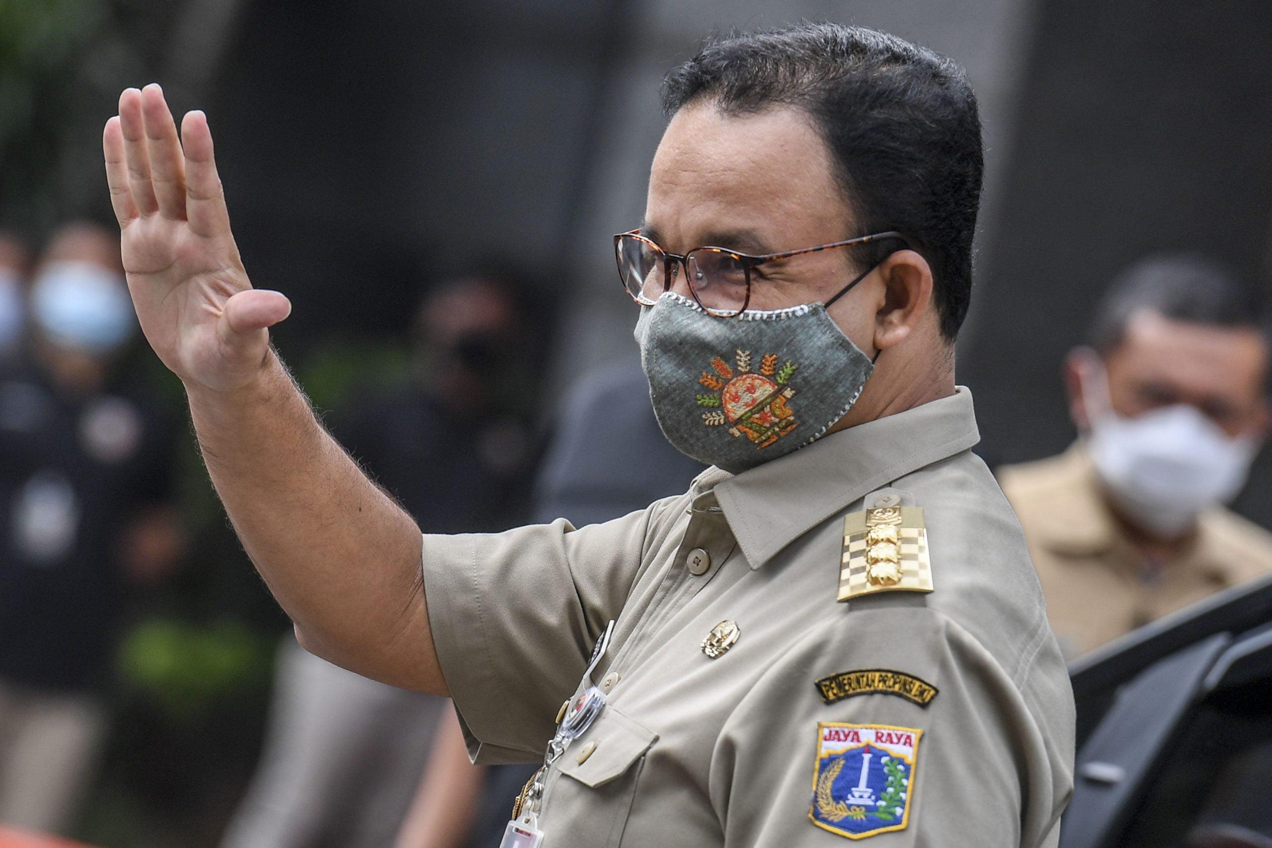 Anies: Kondisi Covid-19 Jakarta Mengkhawatirkan